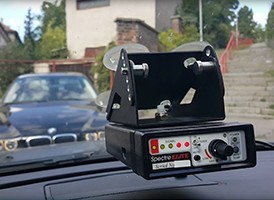 Genevo Radar detectors are immune to RDDs