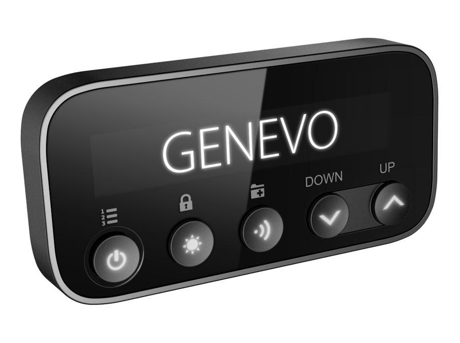 Detail: Genevo PRO M