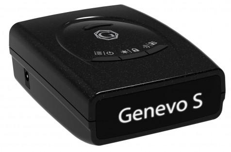 Detail: Genevo One S - Black Edition