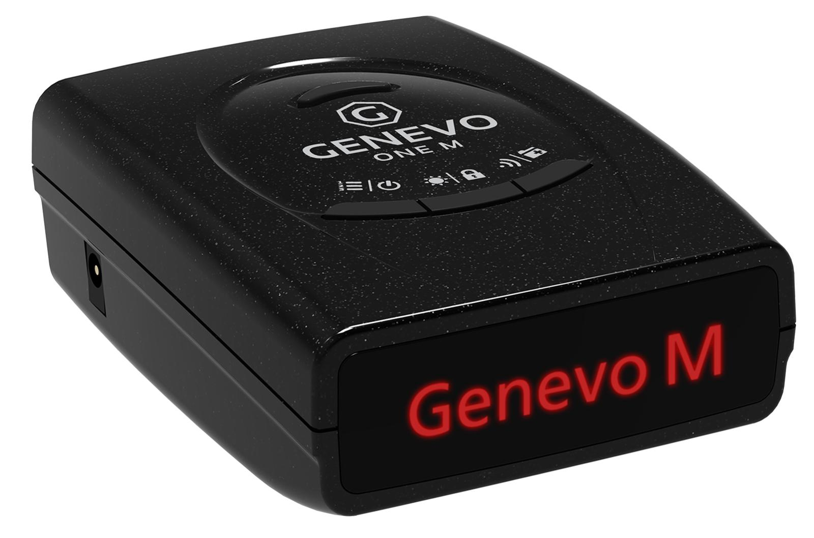 Detail: Genevo One M