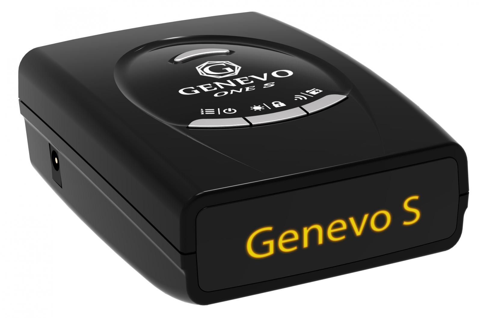 Detail: Genevo One S